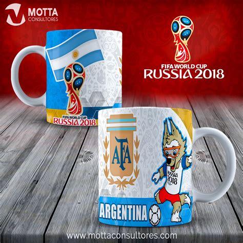 PLANTILLAS PARA TAZAS MUNDIAL RUSIA FIFA 2018 | Rusia ...