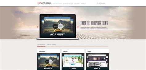 Plantillas Wordpress Gratis y responsive | Plantillas web ...