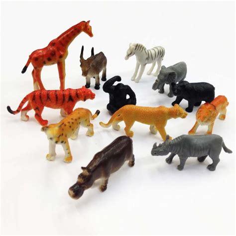 Plastic Zoo Animals | eBay