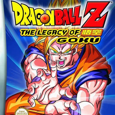 Play Dragon Ball Z: The Legacy of Goku on GBA   Emulator ...