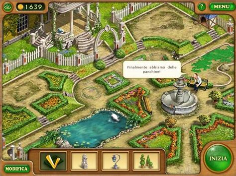 Play Free Games Online at Funfan.com - Gardenscapes