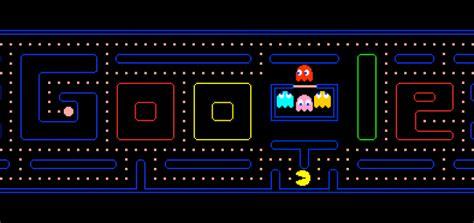 Play Google PacMan Game