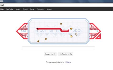 Play Innovative Google Snake Game in New Format