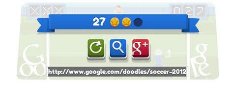 Play London 2012 Olympics Soccer on Google Homepage
