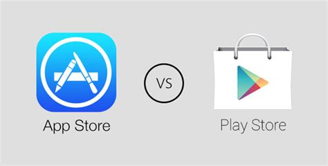 Play Store vs. App Store
