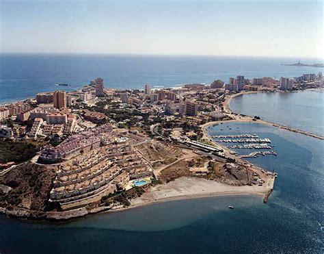 Playa de Gollerón, Cartagena | laverdad.es