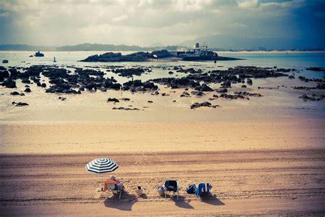 Playa de la Magdalena, en #Santander #Cantabria ...
