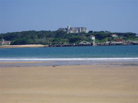 Playa de la Magdalena / Playa de la Magdalena. Santander ...