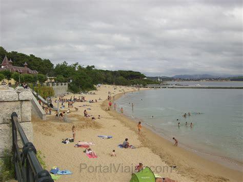 Playa de La Magdalena (Santander) | Portal Viajar