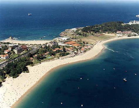 Playa de la Magdalena - Turismo Cantabria