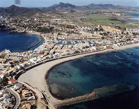 Playa de Levante, Cartagena | laverdad.es