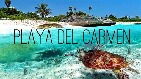 Playa del Carmen   Mexico 2016   YouTube