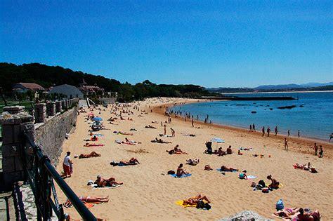 PLAYA LA MAGDALENA | Playas de Cantabria