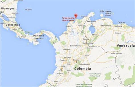 Playas del Parque Nacional de Tayrona   de viaje por ...