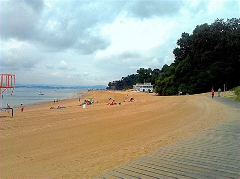 playas y paseos por la costa: PASARELA DE LA PLAYA DE LA ...