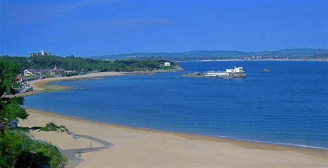 playas y paseos por la costa: PLAYA DEL PUNTAL DESDE SANTANDER