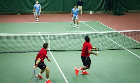 Playing tennis for the love of the game | The Daily Cardinal