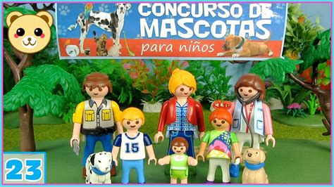 Playmobil 23   El concurso de mascotas ???? ???? ???? ???? ???? Playmobil ...