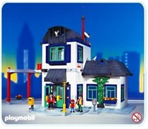 Playmobil 3985 A   Policier/chien de garde   Abapri France