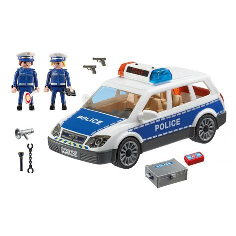 playmobil 6920 police Squad Car with Lights and Sound