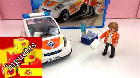 playmobil ambulancia - Paramédico de Playmobil en espanol ...