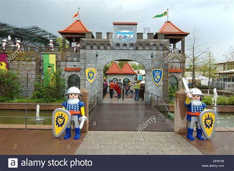 Playmobil, Amusement Park, Germany Stock Photo: 61003917 ...