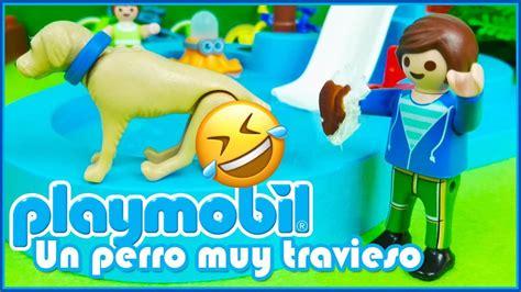 Playmobil cap 2 - Un perro muy travieso!!! ???? Playmobil en ...