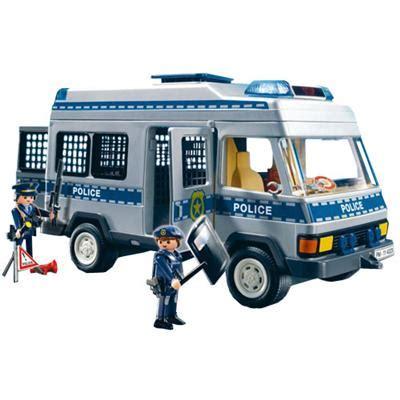 Playmobil City Action Furgón de Policía,   Comprar libro ...