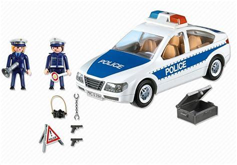 PLAYMOBIL City Action Police Car 5184 | Playmobil, Police ...