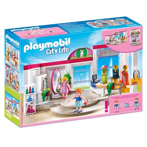 Playmobil Clothing Boutique 5486 - £45.00 - Hamleys for ...