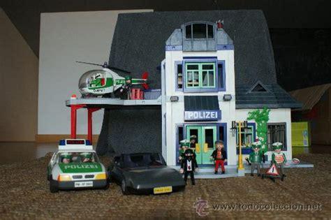 playmobil   comisaria policia   Comprar Playmobil en ...