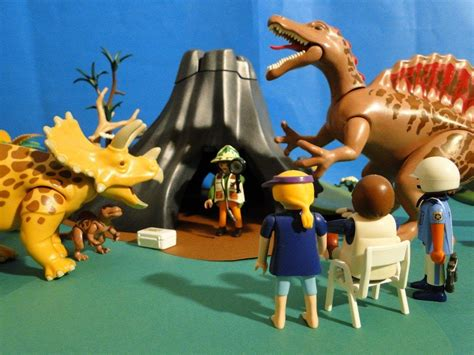 Playmobil DINOS Dinosaure   YouTube