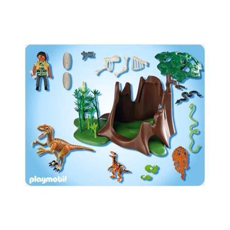 Playmobil dinos, Playmobil 5233, Achat deinonychus playmobil