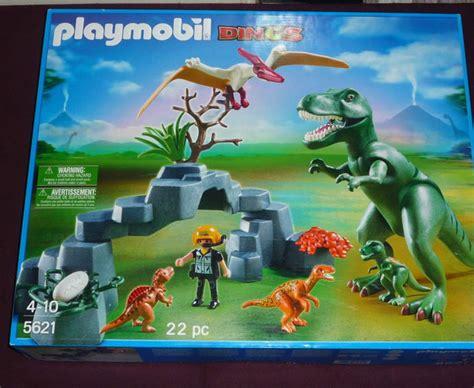 Playmobil Dinos Playmobil   Dinos  5621    from Sort It Apps