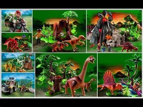 PLAYMOBIL dinosaure DiNOS   YouTube