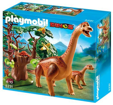 Playmobil Dinosaurs - Brachiosaurus with Baby
