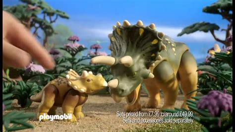 PLAYMOBIL Dinosaurs - YouTube