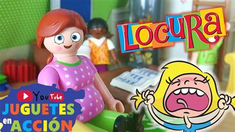 Playmobil en español #81 ???? ¡MAMÁ se ha vuelto LOCA ...