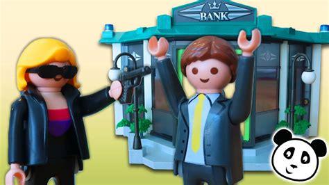 Playmobil en español - Banco con cajero automático ...
