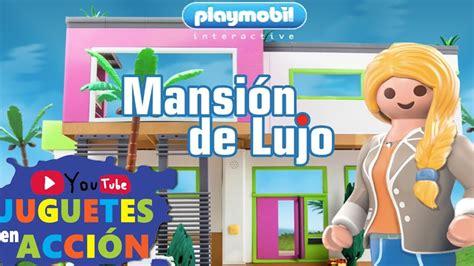 PLAYMOBIL EN ESPAÑOL ???? Playmobil Mansión de Lujo #1 ...