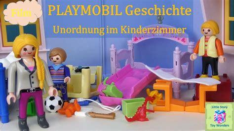 Playmobil Film Deutsch Unordnung im Kinderzimmer ...