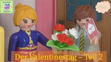 Playmobil Film Deutsch VALENTINSTAG Special – Teil 2 ...