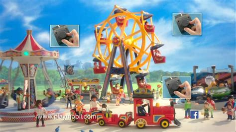 PLAYMOBIL  Freizeitpark   YouTube