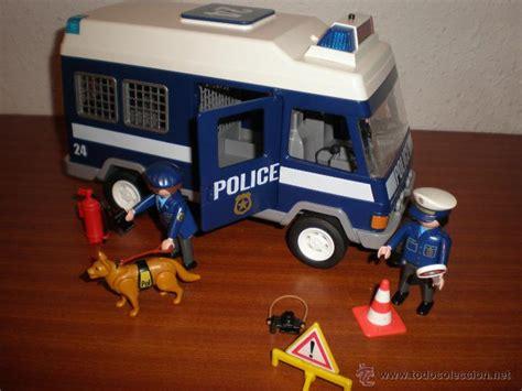 playmobil furgon,furgoneta policia ref. 3166 ++   Comprar ...