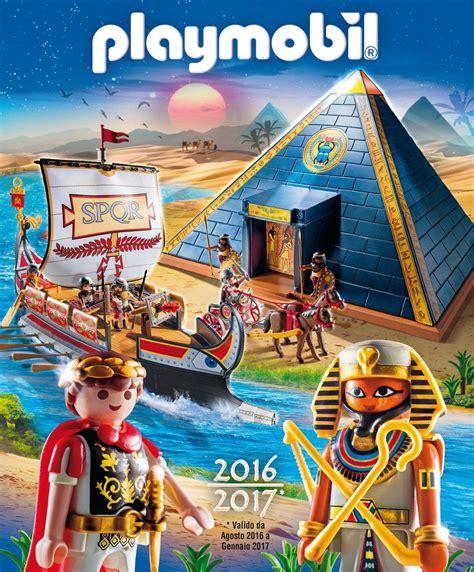 Playmobil katalog it 2016 2017 150dpipdf by Pfiff Toys   issuu