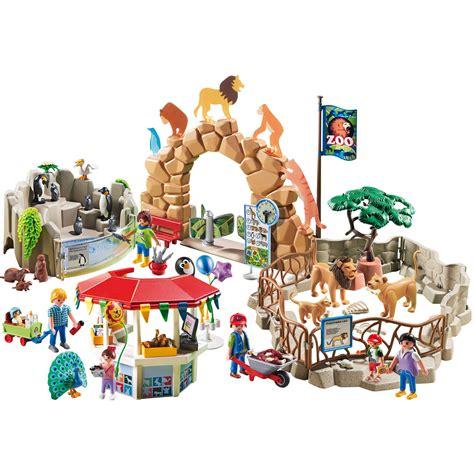 Playmobil Large City Zoo 692758579961 | eBay