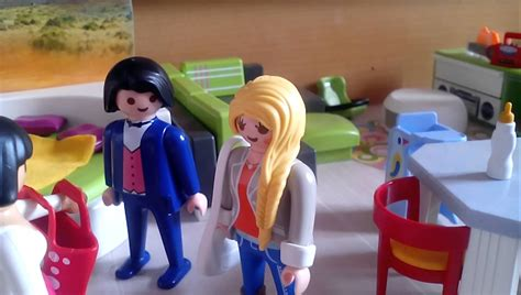 Playmobil : Le baby sitting   YouTube