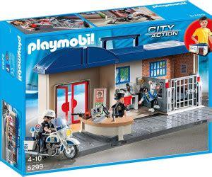 Playmobil Mitnehm Polizeizentrale  5299  ab 32,94 ...