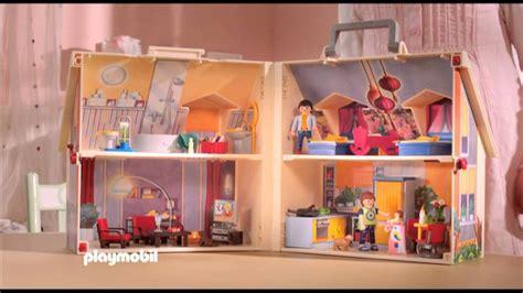 PLAYMOBIL Mitnehmpuppenhaus   YouTube