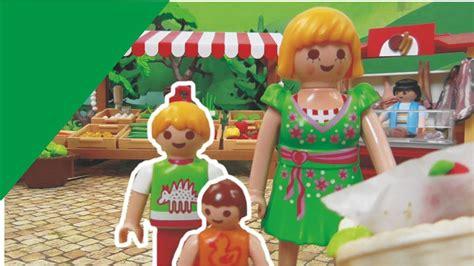 Playmobil Novelinha Português No mercado   Família Hauser ...